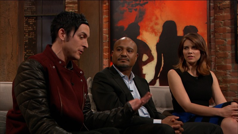 Talking Dead: Robin Lord Taylor Predicts What's Next: Episode 510