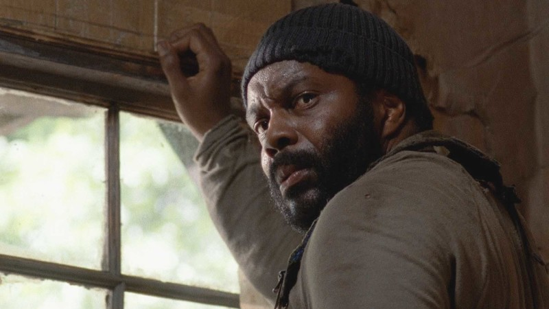 (SPOILERS) Tyreese: The Walking Dead