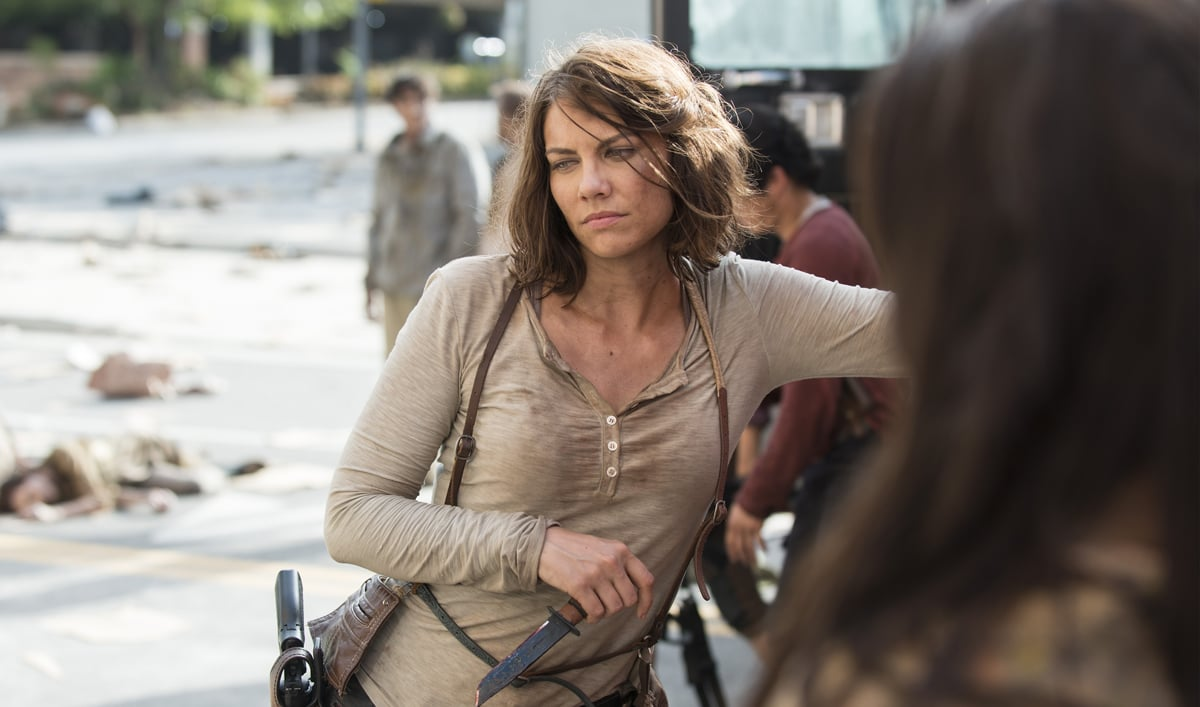 <em>The Walking Dead</em> Q&#038;A – Lauren Cohan (Maggie Greene)