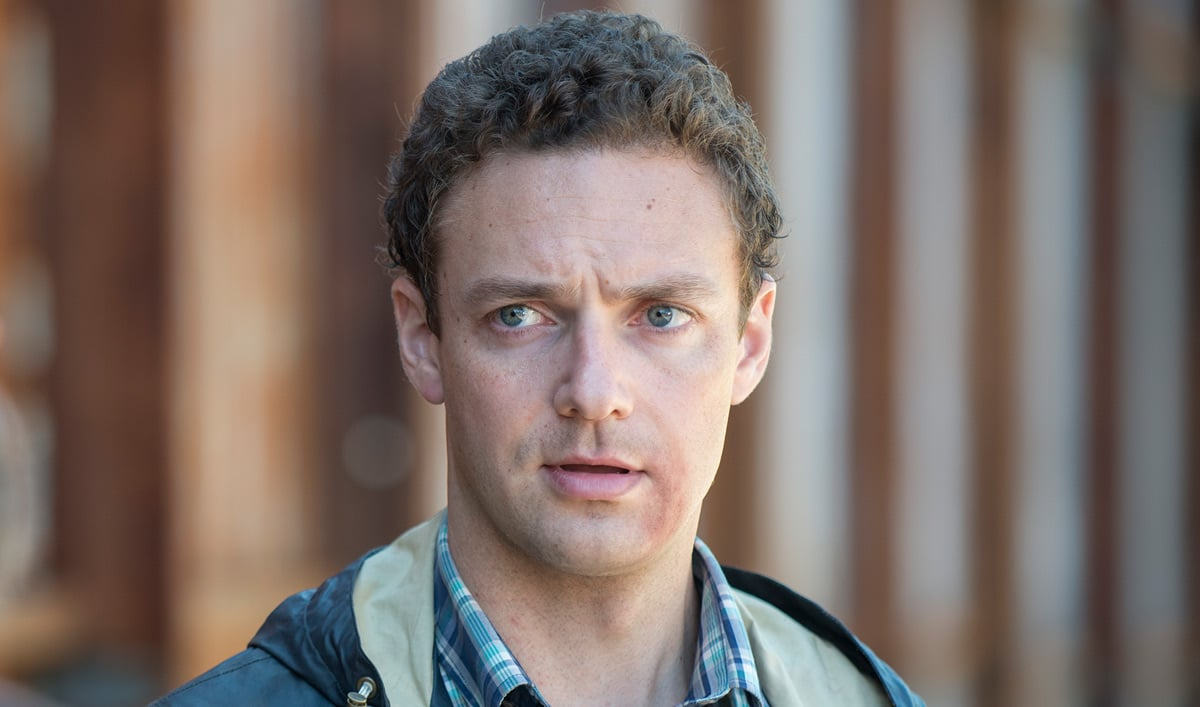 <em>The Walking Dead</em> Q&#038;A – Ross Marquand (Aaron)