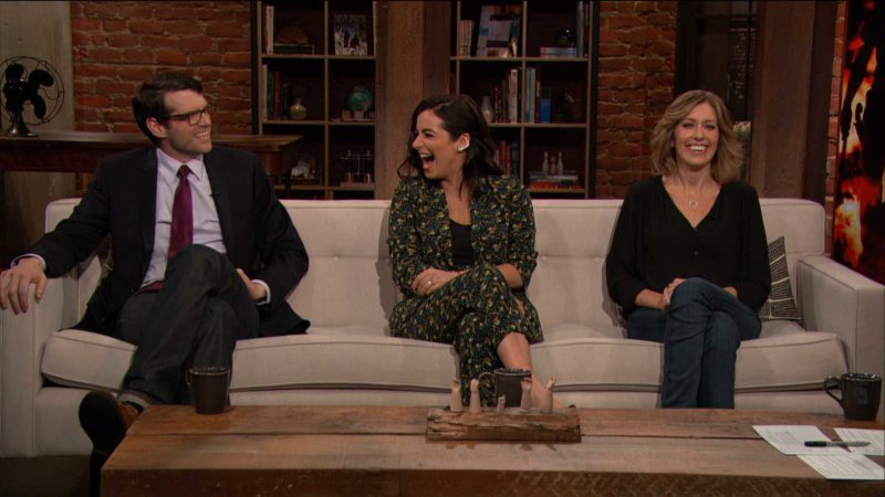 Talking Dead: Highlights: Episode 512: Andrew Lincoln's Beard