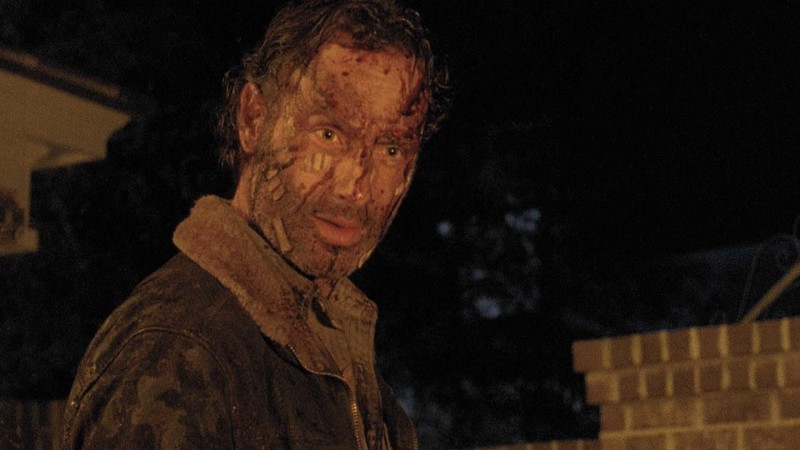 (SPOILERS) Talked About Scene: Episode 516: The Walking Dead: Conquer
