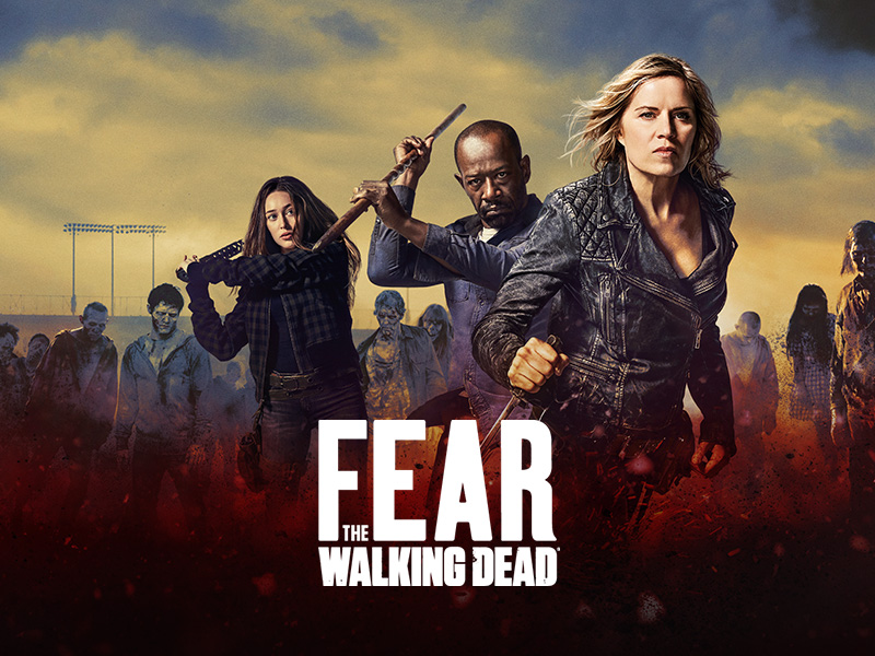 Fear The Walking Dead Season  Key Art