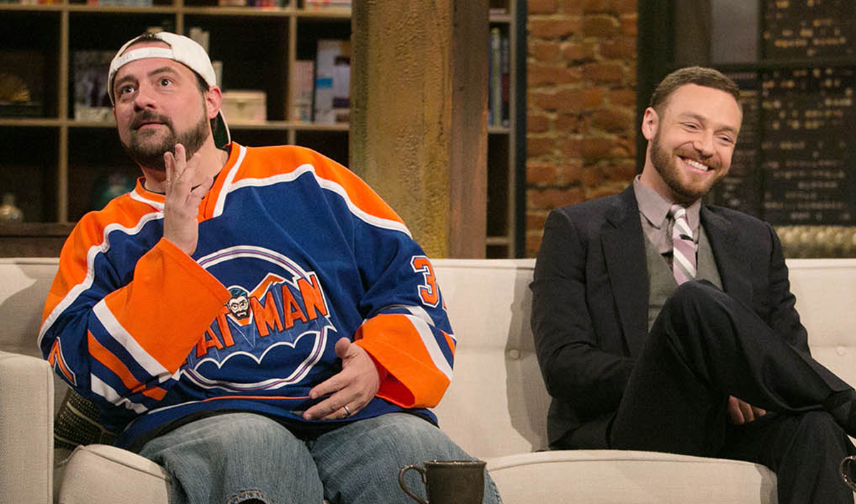 <em>Talking Dead</em> Airs This Sunday 10/9c With Guests Ross Marquand, Kevin Smith and a Surprise <em>The Walking Dead</em> Cast Member
