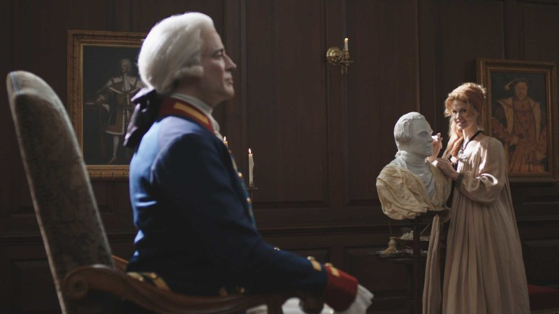 The Woman Who Spied on King George: Episode 201: TURN: Washington's Spies