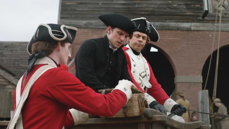 Inside Episode 202: TURN: Washington's Spies: Hard Boiled