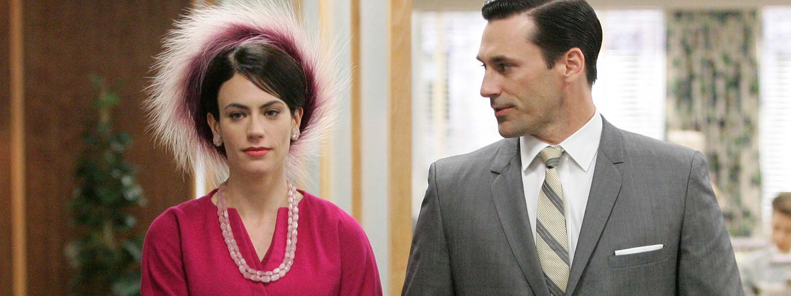 <em>Mad Men</em> Q&#038;A – Maggie Siff (Rachel Menken)