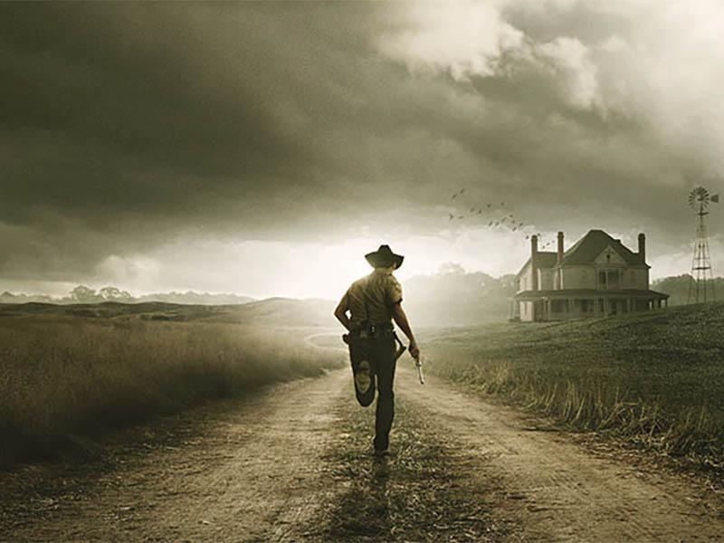 The Walking Dead_Season 2, Key Art