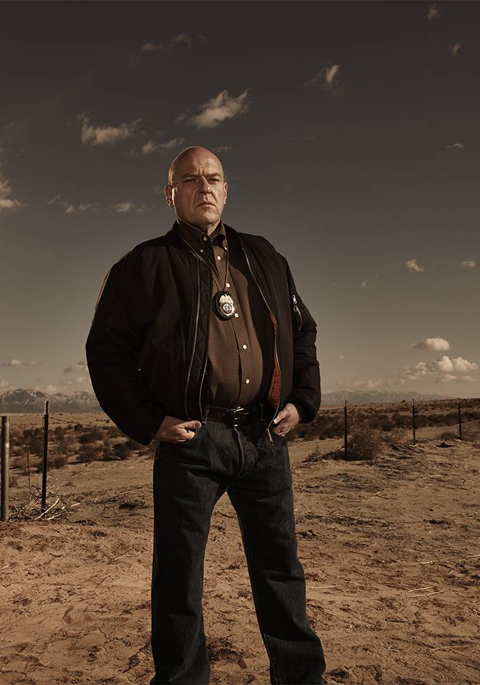 Breaking Bad - Hank Schrader - AMC