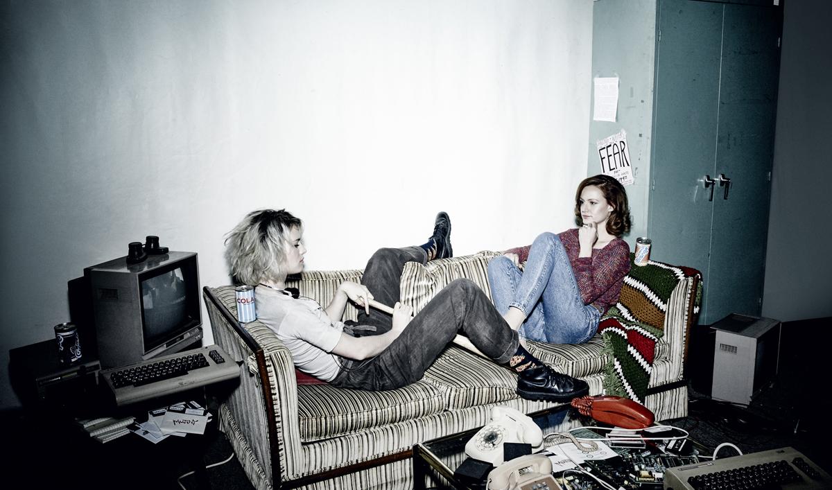 <em>Mashable</em> Posts Exclusive Season 2 Photo; <em>Movie Tech Geeks</em> Spotlights DVD Extra