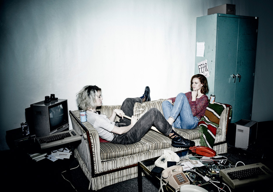 <em>Halt and Catch Fire</em> Season 2 Cast Photos