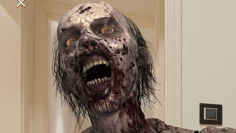 The Walking Dead Encounter App