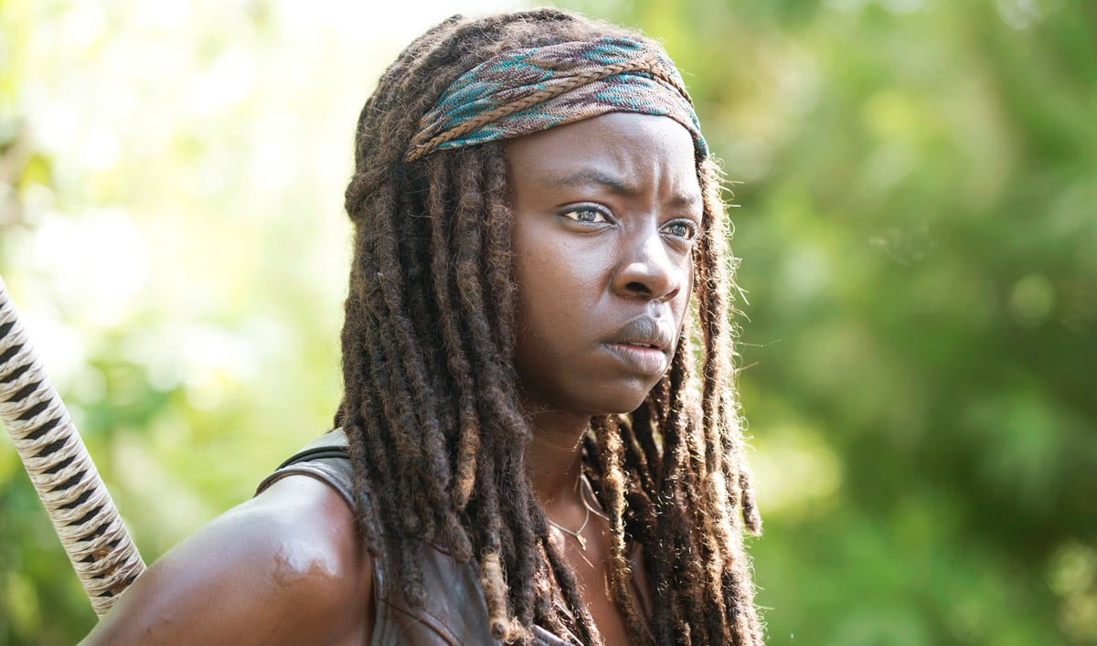<em>The Walking Dead</em> Q&#038;A – Danai Gurira (Michonne)