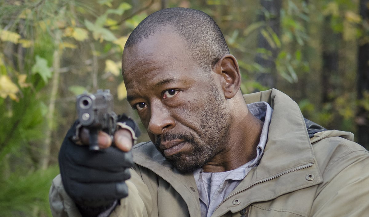 <em>The Walking Dead</em> Q&#038;A – Lennie James (Morgan)