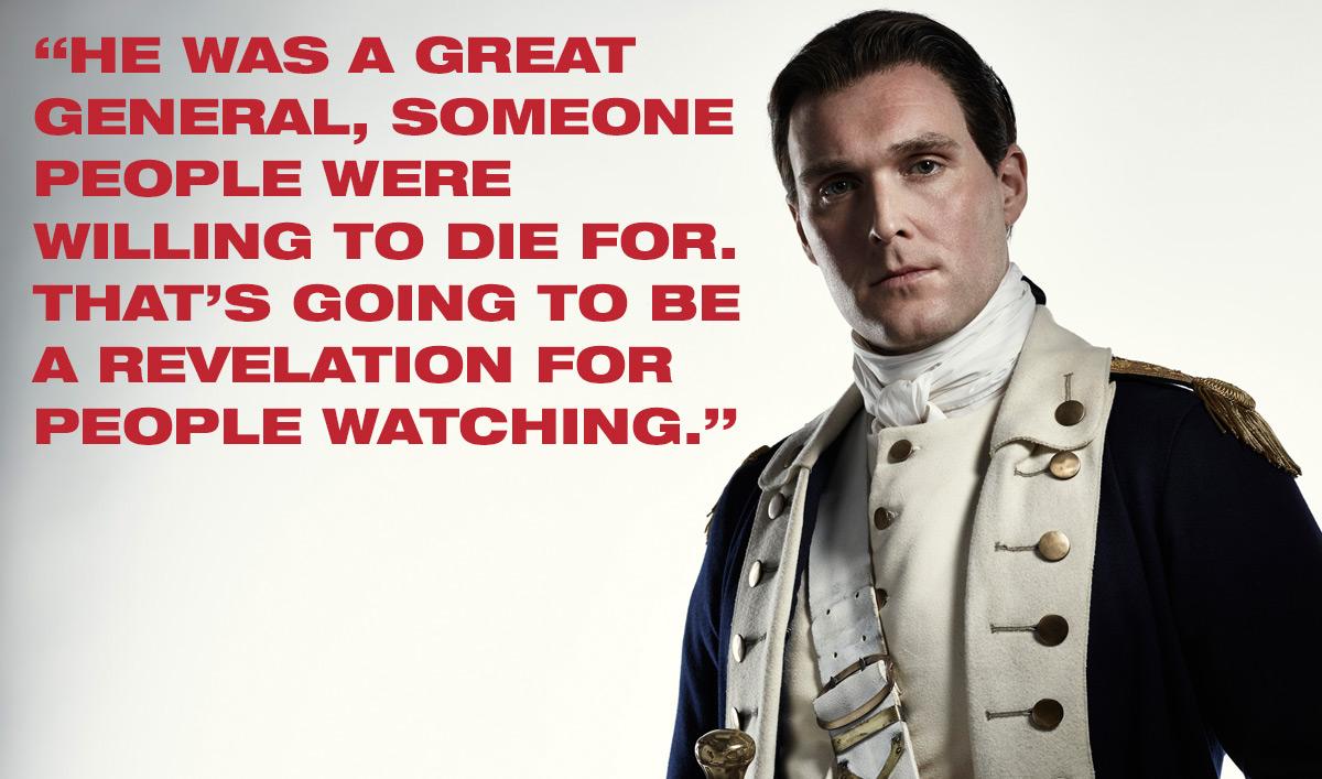 <em>TURN: Washington's Spies</em> Q&#038;A – Owain Yeoman (Benedict Arnold)
