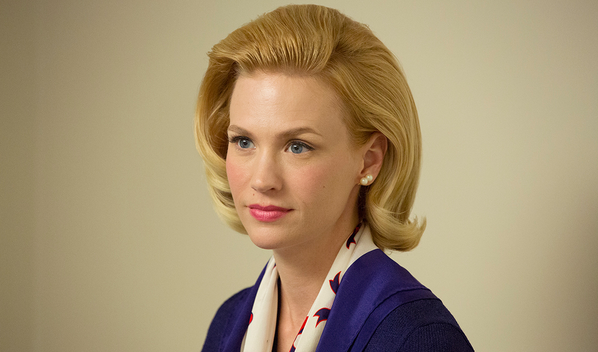January Jones On Five Of Her Favorite Betty Francis Scenes