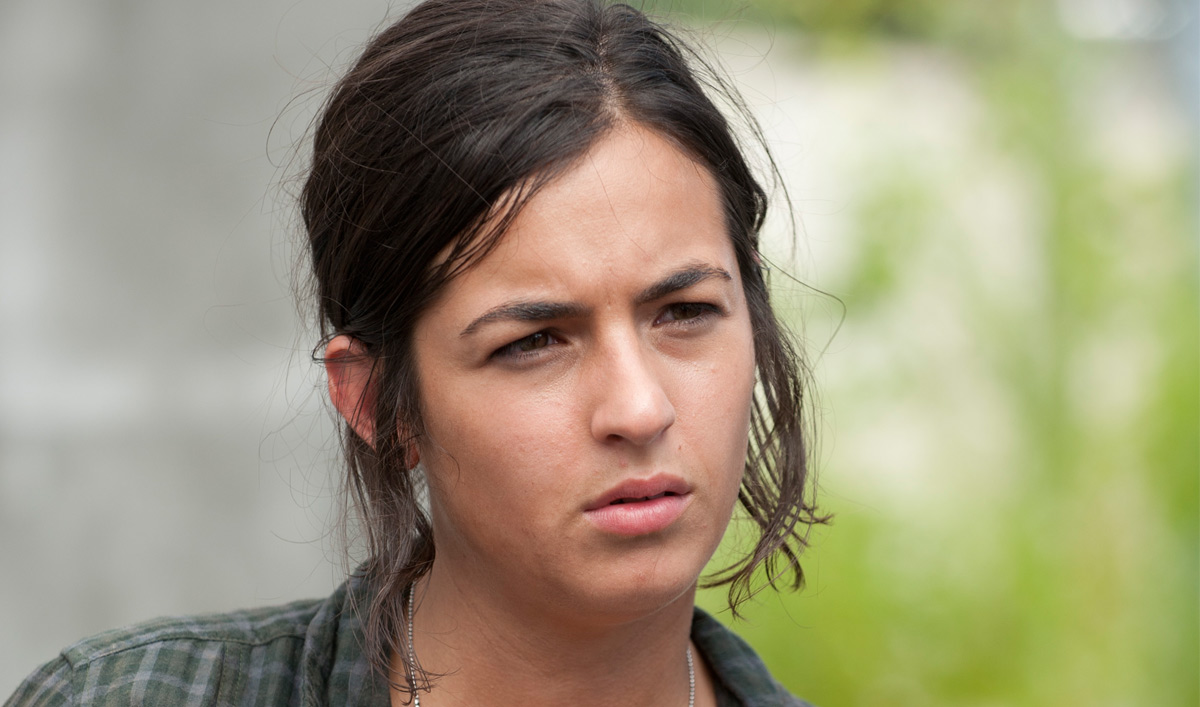 <em>The Walking Dead</em> Q&#038;A &#8211; Alanna Masterson (Tara)