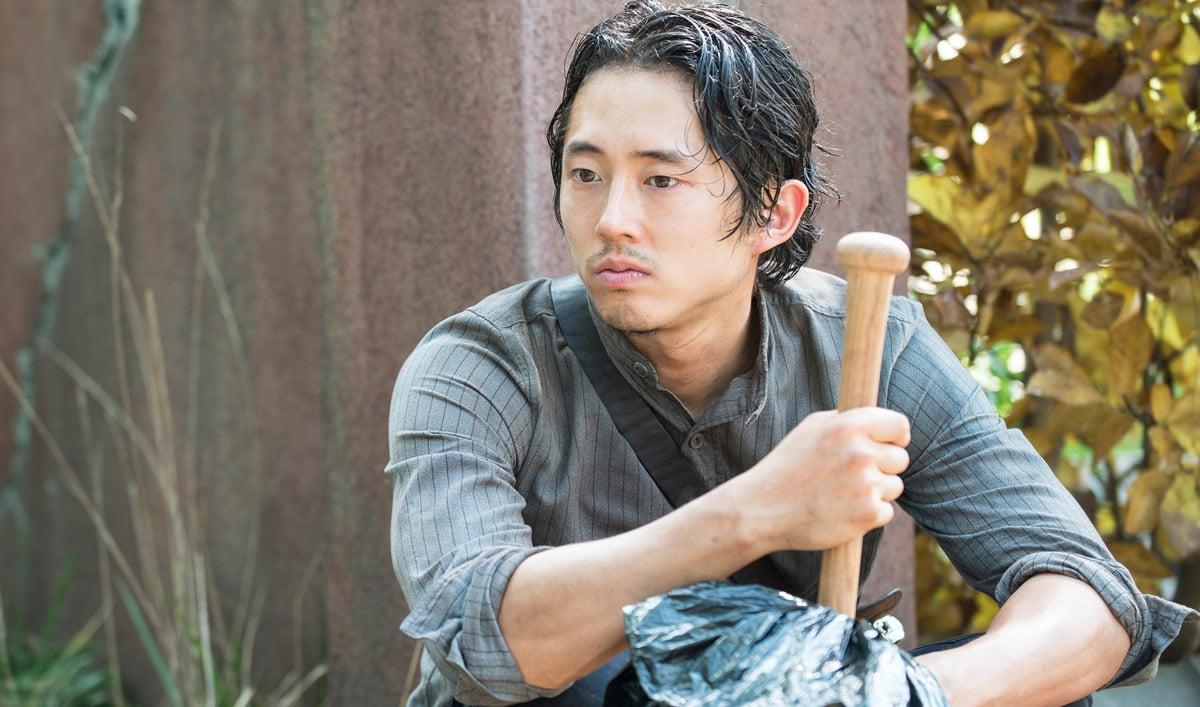 <em>The Walking Dead</em> Q&#038;A – Steven Yeun (Glenn)