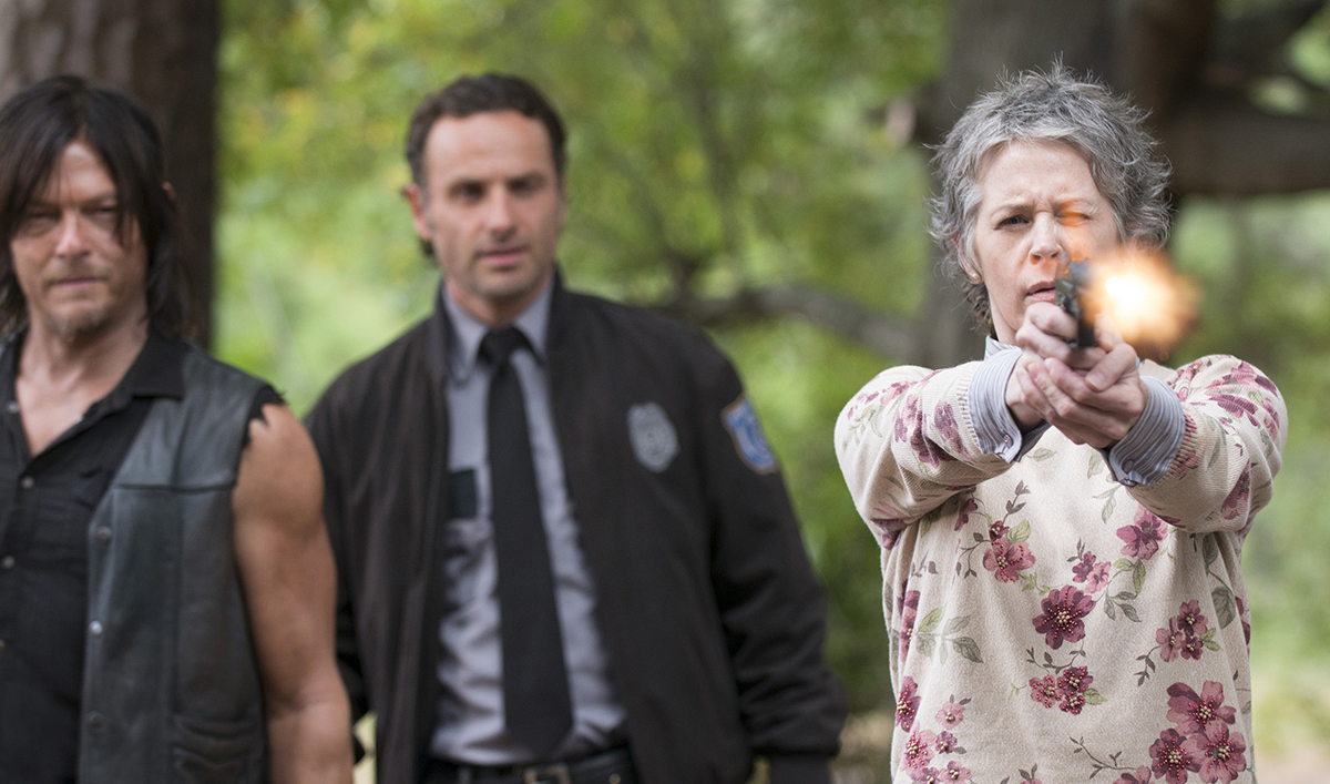 <em>EW</em> Discovers Season 5 Secrets, Gale Anne Hurd Discusses TV vs. Film