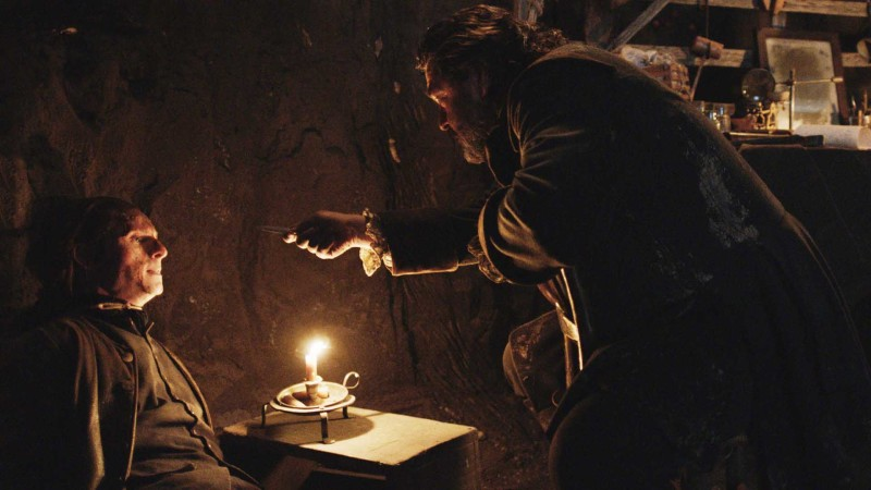 Talked About Scene: Episode 210: TURN: Washington's Spies: Gunpowder, Treason, and Plot