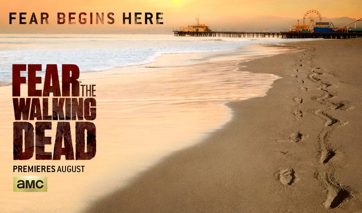AMC Announces <em>Fear the Walking Dead</em> Series Premiere Sunday August 23 at 9/8c