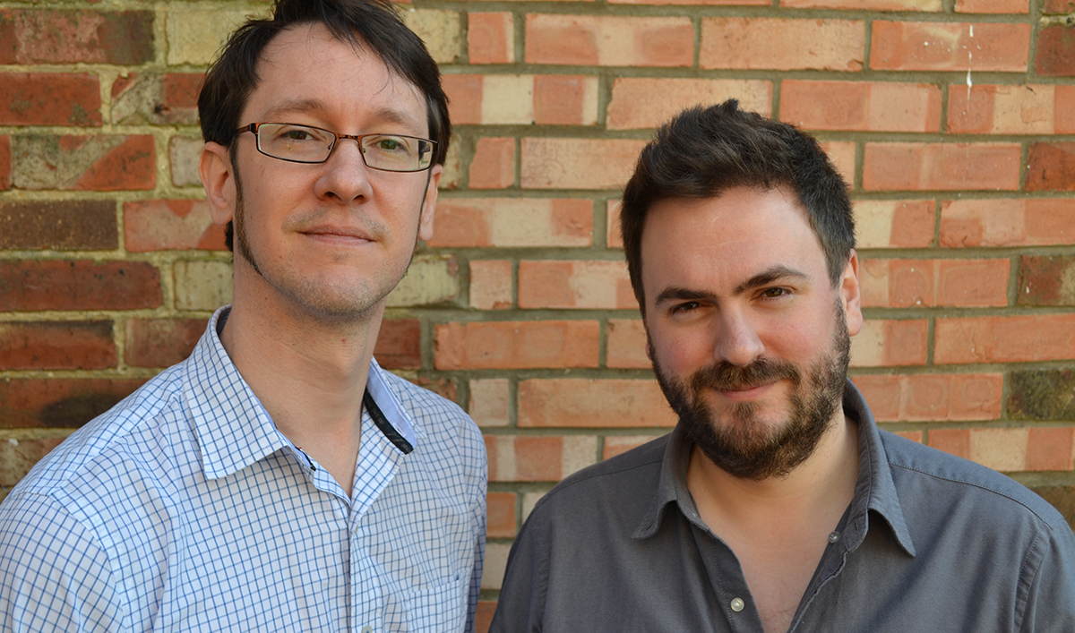 Q&A – Sam Vincent and Jonathan Brackley (Writers)