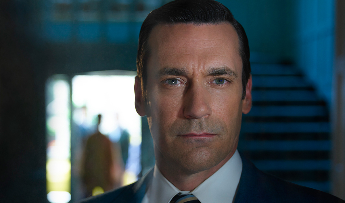 Jon Hamm Wins a Golden Globe for the Final Season of <em>Mad Men</em>