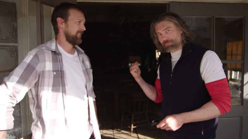 Set Tour With Anson Mount: Hell On Wheels