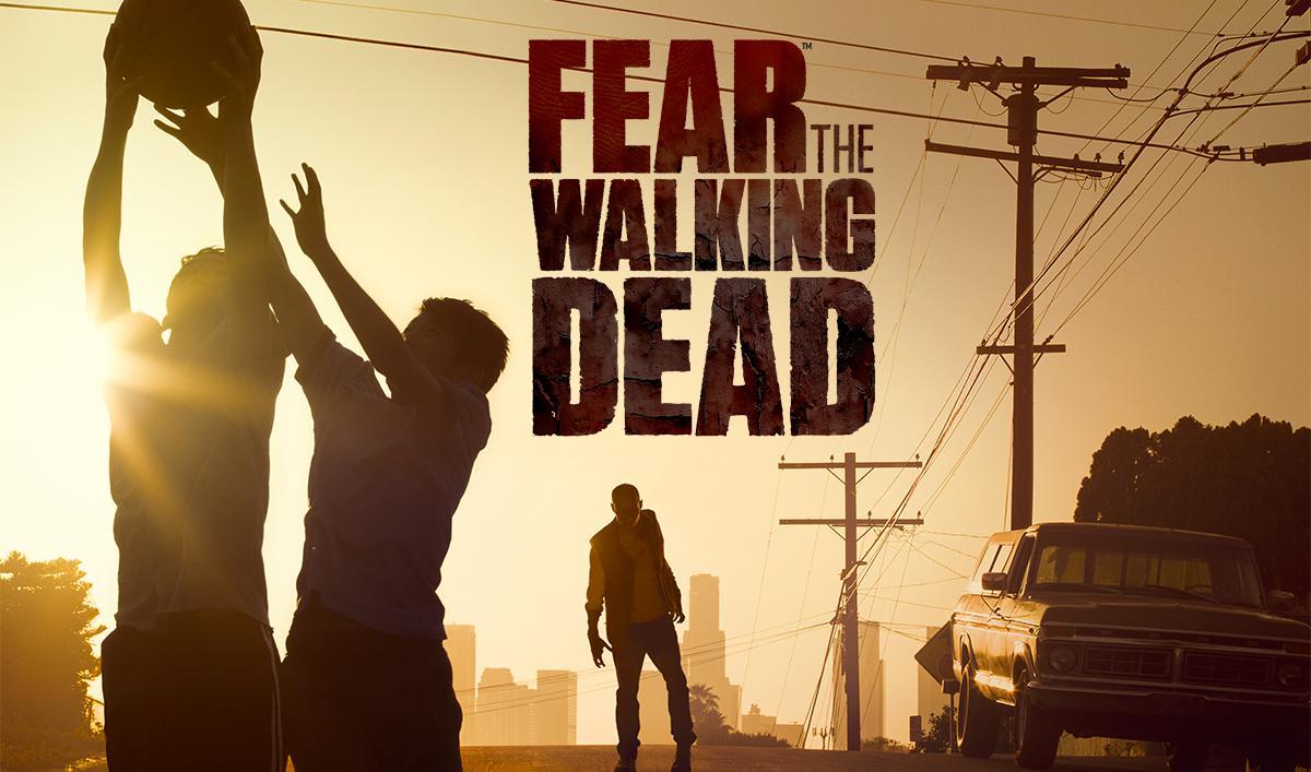 <em>Fear the Walking Dead</em> Season 1 Poster Revelead