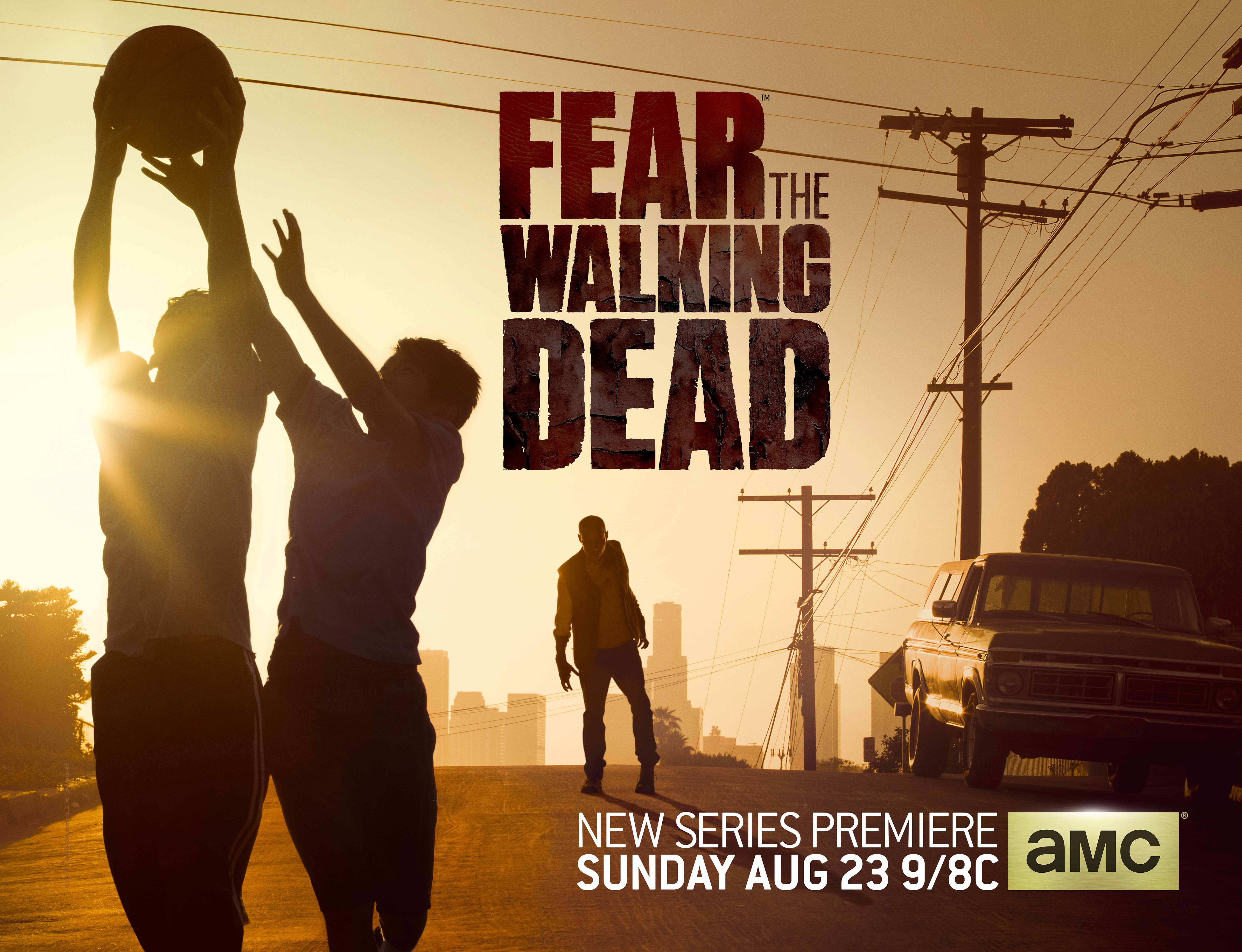 Fear The Walking Dead Season 1 Poster Revelead