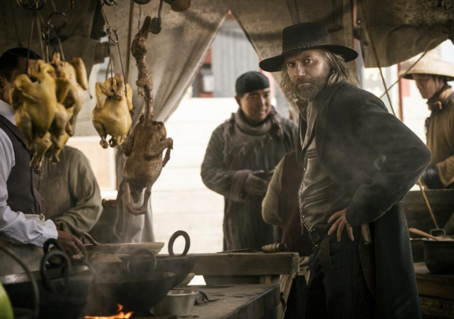 Hell on Wheels Season 5 First-Look Photos