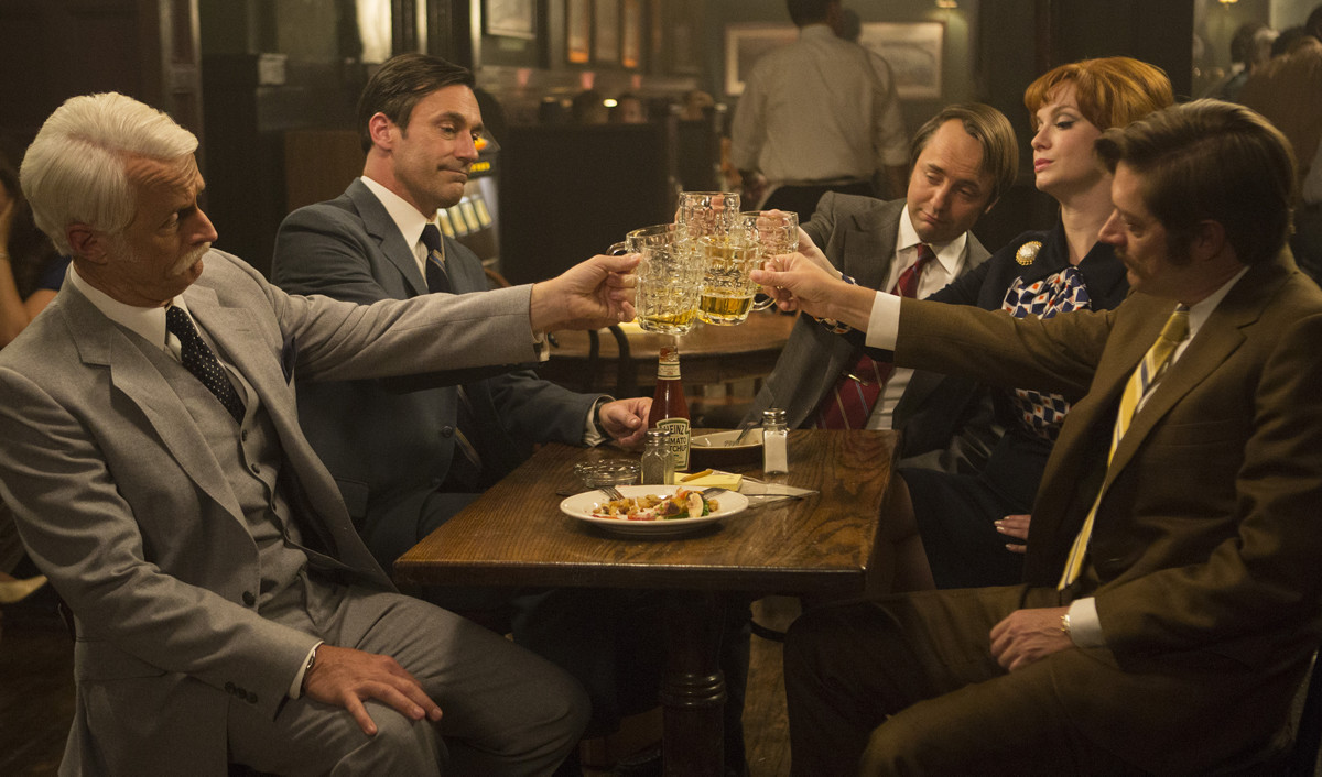Mad Men Receives 11 Emmy Nominations; Remains the Most Nominated Basic Cable Drama of All Time