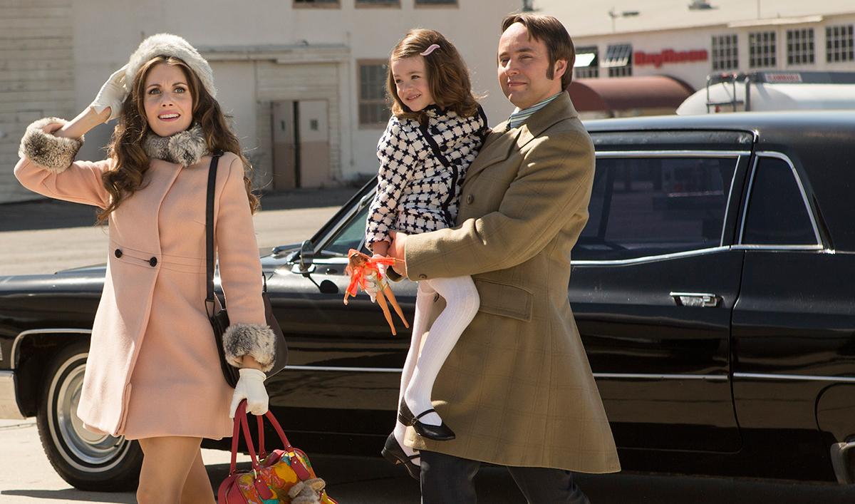 Jon Hamm Visits <em>Daily Show</em>; Vincent Kartheiser Cast in Miniseries