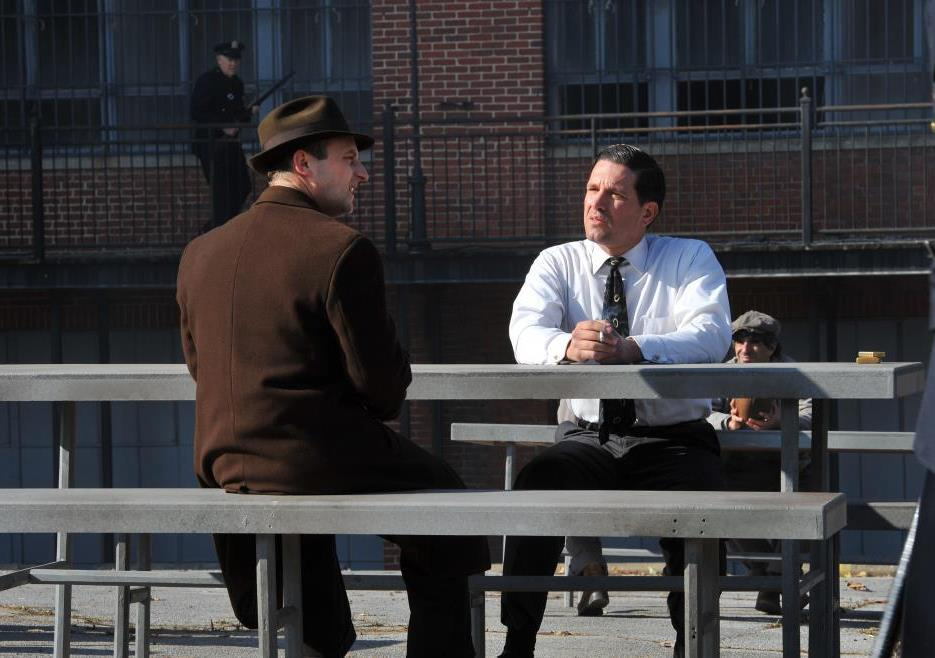 The Making of the Mob: New York Episode Photos