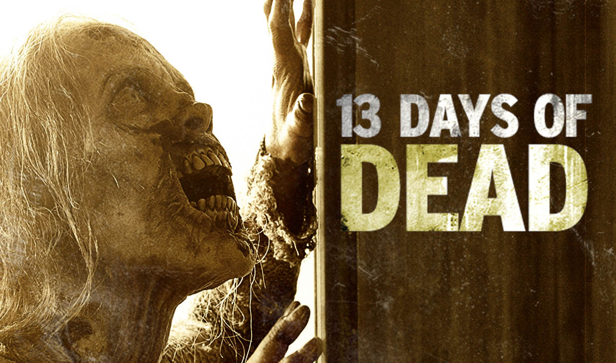 Enter <em>The Walking Dead</em>'s 13 Days of Dead Giveaway for a Chance to Win a Prize