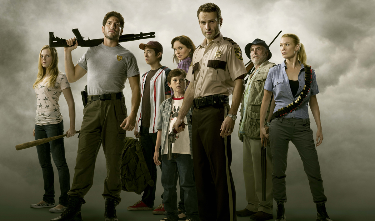 <em>The Walking Dead</em> 5 Sundays/5 Seasons Marathon Begins This Sunday With Season 1