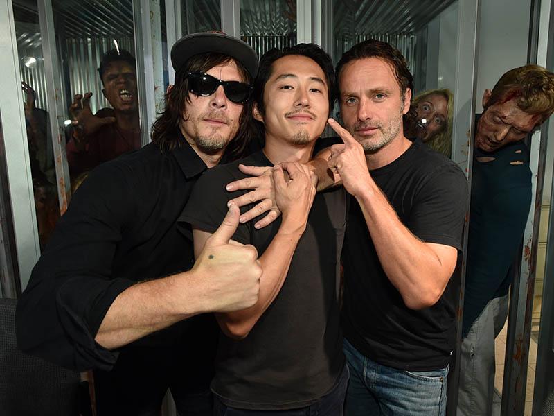 "AMC's ""The Walking Dead"" At Comic-Con 2015"