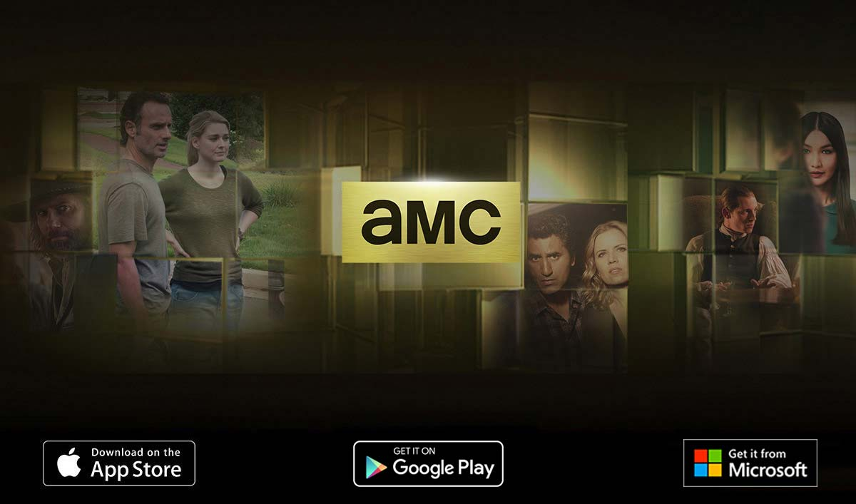 Watch the Latest Full Episodes of Your Favorite AMC Shows With the New App for iOS, Android and Windows