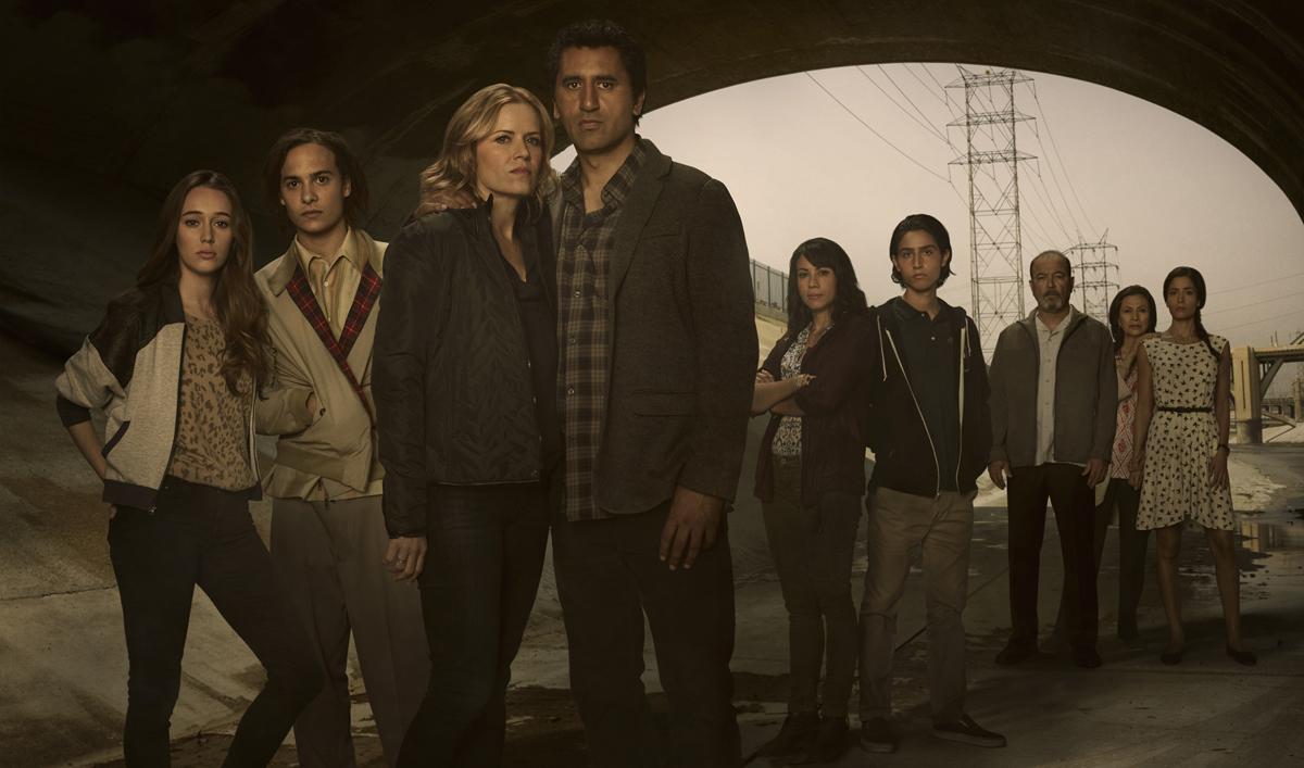 Ten Ways to Get Ready for the Series Premiere of <em>Fear the Walking Dead</em> This Sunday 9/8c