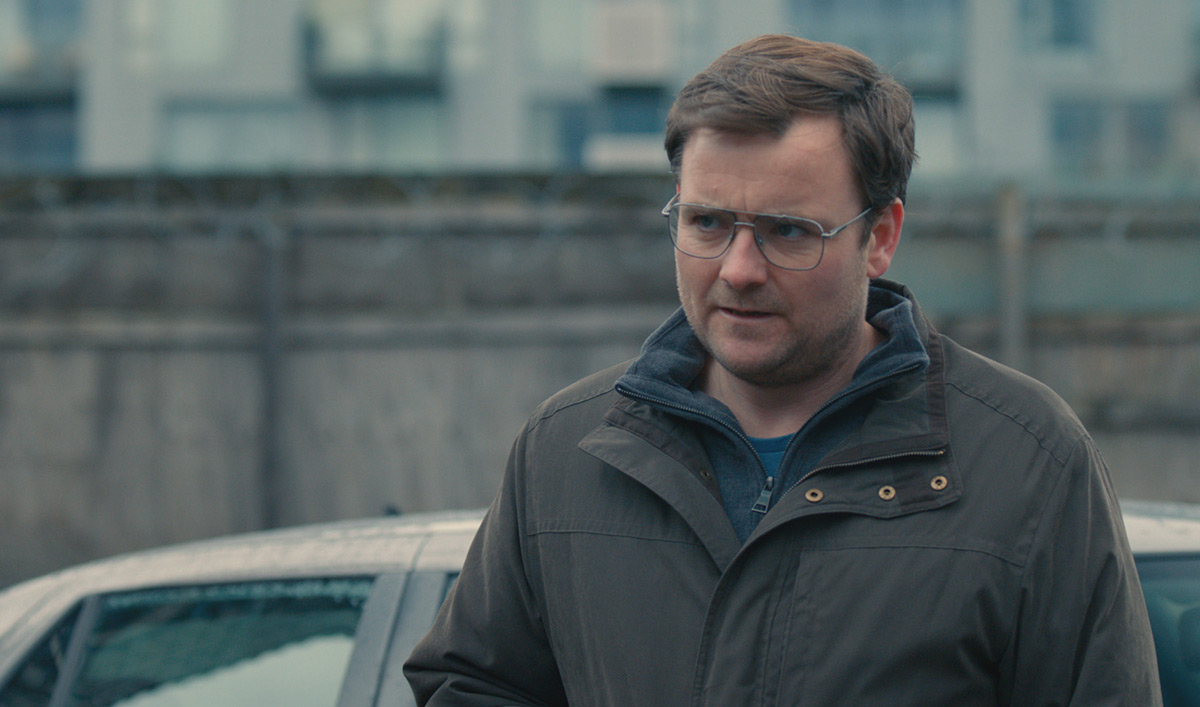Q&A – Neil Maskell (Pete Drummond)