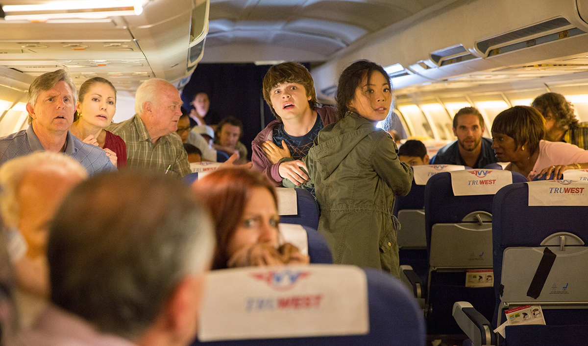 AMC Launches New Web Series <em>Fear the Walking Dead</em> &#8220;Flight 462&#8221;