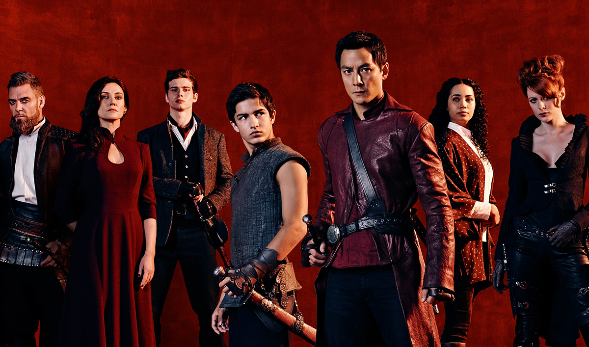 Photos &#8211; Meet the Characters of <em>Into the Badlands</em> With New Cast Portraits