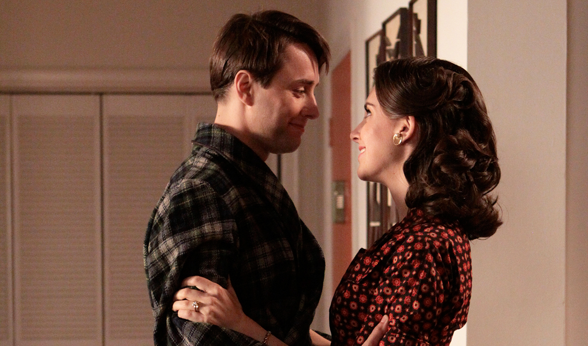 Matthew Weiner Dissects &#8220;The Wheel&#8221;; Alison Brie Talks Trudy With <em>NPR</em>