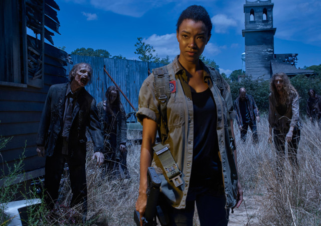 <em>The Walking Dead</em> Season 6 Cast Photos