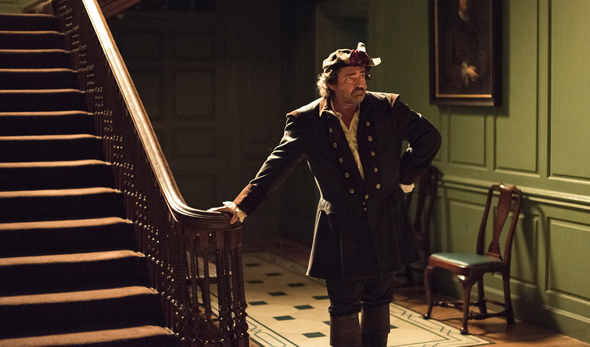 Angus Macfadyen Wins Movie Role; Virginia Tourism To Run Season 3 Ads