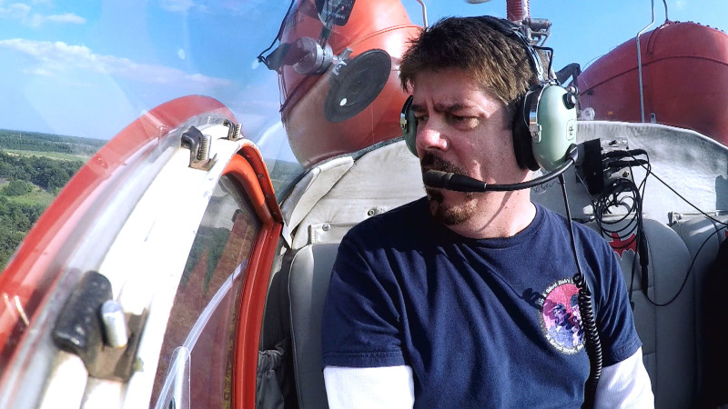 Mike Takes Flight: Talked About Scene: Episode 502: Comic Book Men: Holy Zap Copter!