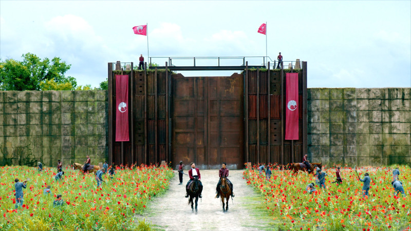 Building the World of Into the Badlands
