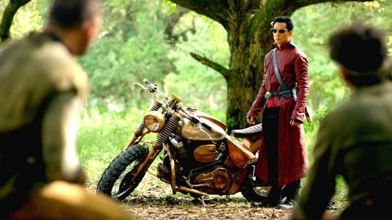 Sneak Peek: Into the Badlands: Fight in the Forest