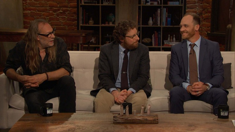 Talking Dead: Bonus Scene: Episode 601