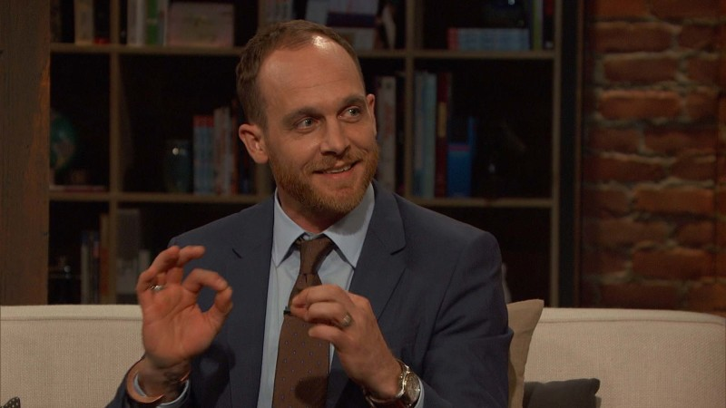 Talking Dead: Highlights: Episode 601: Ethan Embry on Carter